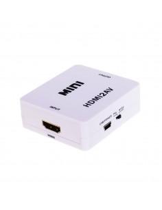 Conversor HDMI para Vídeo Composto / RCA / AV / TV