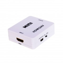 HDMI to AV / CVBS / RCA / Video Composite Converter
