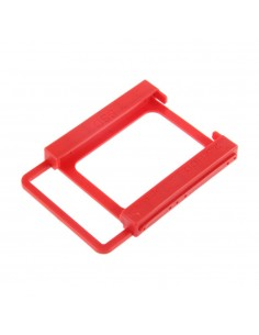 "2-Bay 2.5"" SSD HDD Hard Disk to 3.5"" Drive Bay Converter Adapter Rack Bracket"