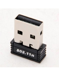 Mini Adaptador WLAN / Pen Wireless USB Wifi 802.11n 150Mbps