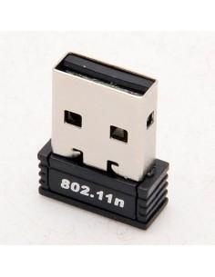 Mini Adaptador WLAN / Pen Wireless USB Wifi 802.11n 150Mbps
