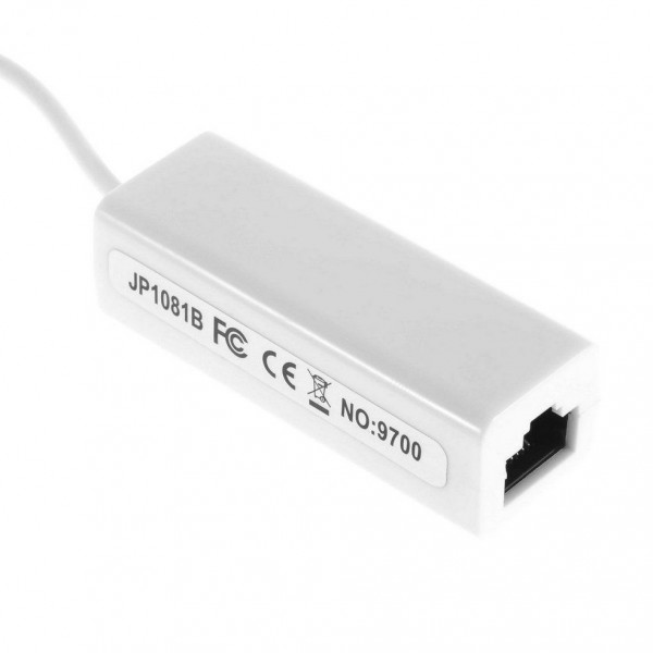 usb 2.0 ethernet adapter driver rd9700