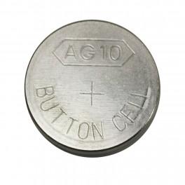 2x Batería de botón Alcalina AG10 LR1130 389A LR54 L1131 189
