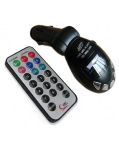 Car MP3 Player Wireless FM Radio Transmitter USB SD MMC Card Slot