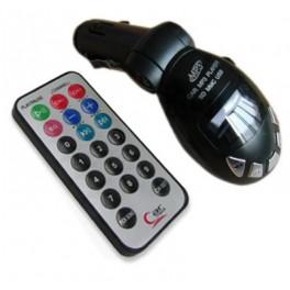 Car MP3 Player Wireless FM Radio Transmitter USB SD MMC Card Slot