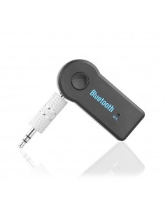 Receptor Audio estéreo Bluetooth + Adaptador 3.5mm + Mic