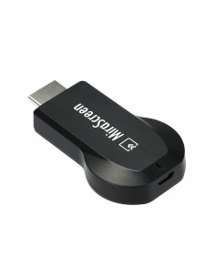 Receptor Mirascreen HDMI Dongle Miracast Chromecast DLNA AirPlay