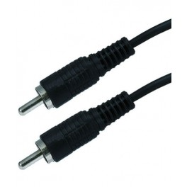 Cable Video Compuesto 1x RCA Macho 1M