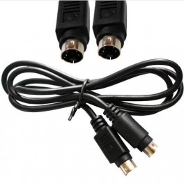 S-Video cable 4 pin Male 1M