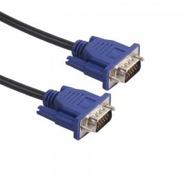 Cable VGA Macho Extensión HD 15 Pines
