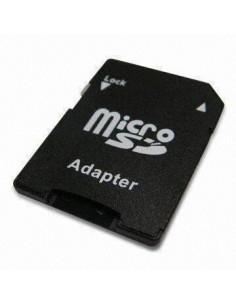 Adaptador Tarjeta de Memoria Micro SD para SD