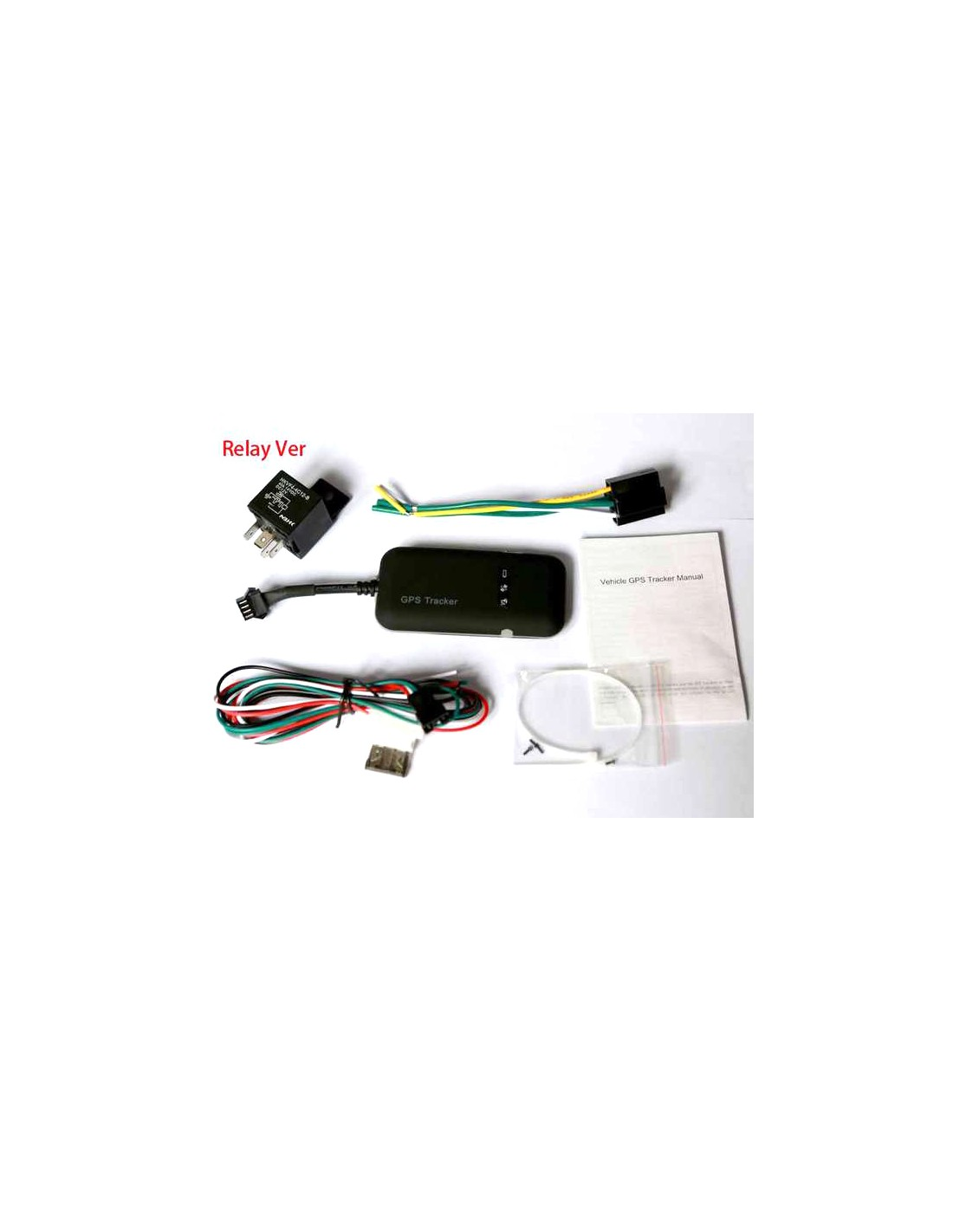 GT02D Mini GSM GPRS GPS Tracker Car Locator Vehicle Tracking