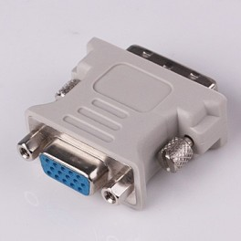 Adaptador DVI-I Dual Link para VGA