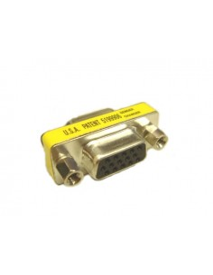 Adaptador / Conector / União VGA (DB-15) Femea - Femea