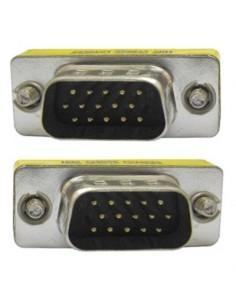 Adaptador / Conector / União VGA (DB-15) Macho - Macho