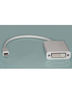 Cabo adaptador Mini Displayport (Macbook Apple) p/ DVI