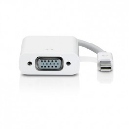 Cabo adaptador Mini Displayport (Macbook Apple) p/ VGA