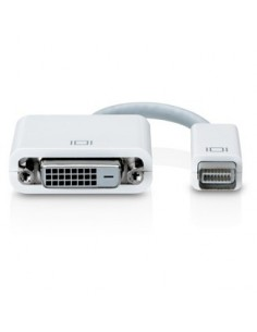 Cabo adaptador Mini DVI para DVI (Macbook iMac Apple)