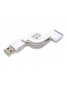 Cable USB para iPod (blanco)