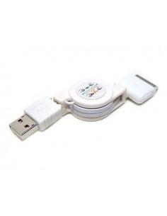 Cabo USB para iPOD (BRANCO)