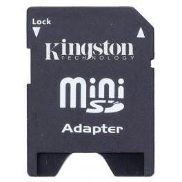 Adaptador de Cartão de Memória Mini SD p/ SD