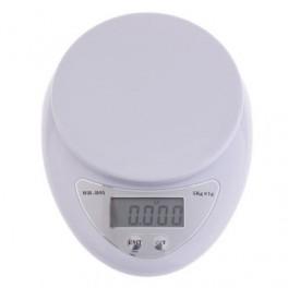 Balança de Cozinha Digital 1g - 5kg