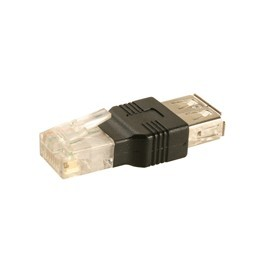 Adaptador USB para Ethernet RJ45 (8P8C)