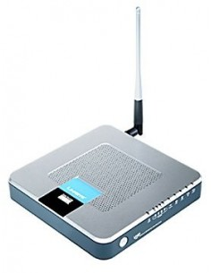 MODEM/ROUTER VOIP LINKSYS WAG54GP2