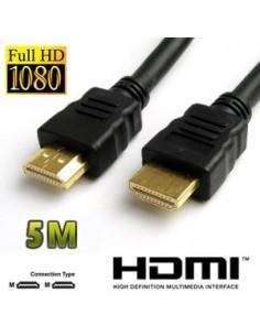 Cabo HDMI 1.3 Dourado 1080P (5 METROS)