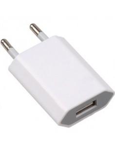 Carregador USB de parede p/ iPOD, Leitores MP3 e outros