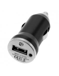 Carregador USB isqueiro/carro p/ iPOD, Leitores MP3, etc