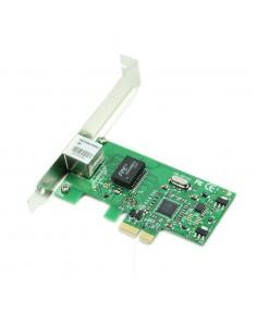 Placa PCI-E Gigabit Ethernet 10/100/1000 Mbps