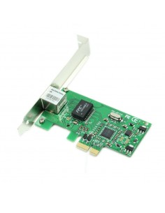 Placa PCI-E Gigabit Ethernet 10/100/1000 Mbps