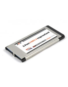 Placa ExpressCard 54mm 2 x USB 3.0 / Express Card 5Gbps