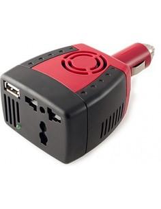 150W Car Power Inverter Charger Adapter 12V DC To 220V AC USB 5V