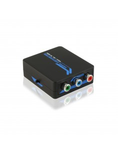 RGB Audio to Mini HDMI 1080P Converter